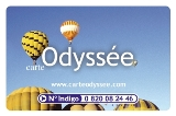Carte Odyssée